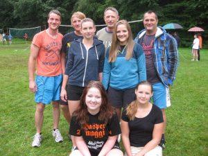 Volleyballtraining @ Turnhalle Realschule Haspe (Kurze Str.)
